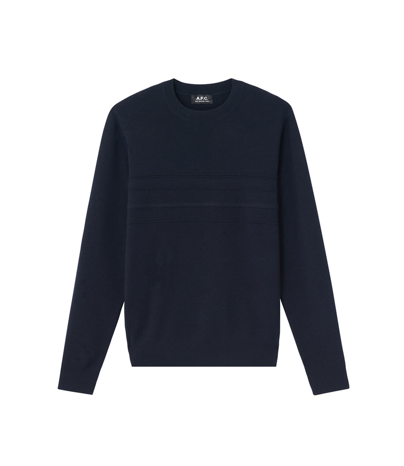 This is the Swilly sweater product item. Style IAK-1 is shown.