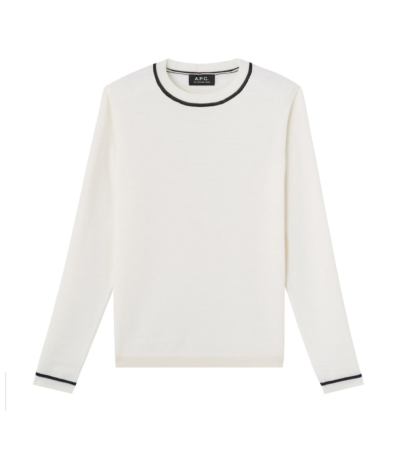 This is the Shannon sweater product item. Style AAD-1 is shown.