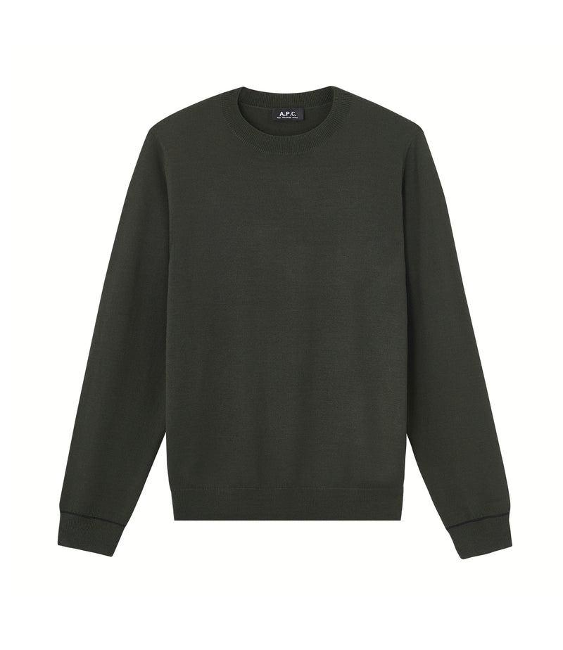 This is the Alec sweater product item. Style JAC-1 is shown.