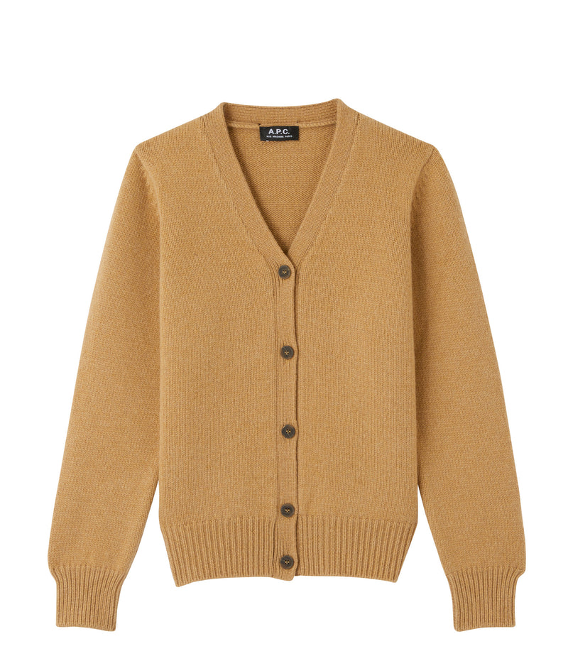 This is the Ama cardigan product item. Style CAB-1 is shown.