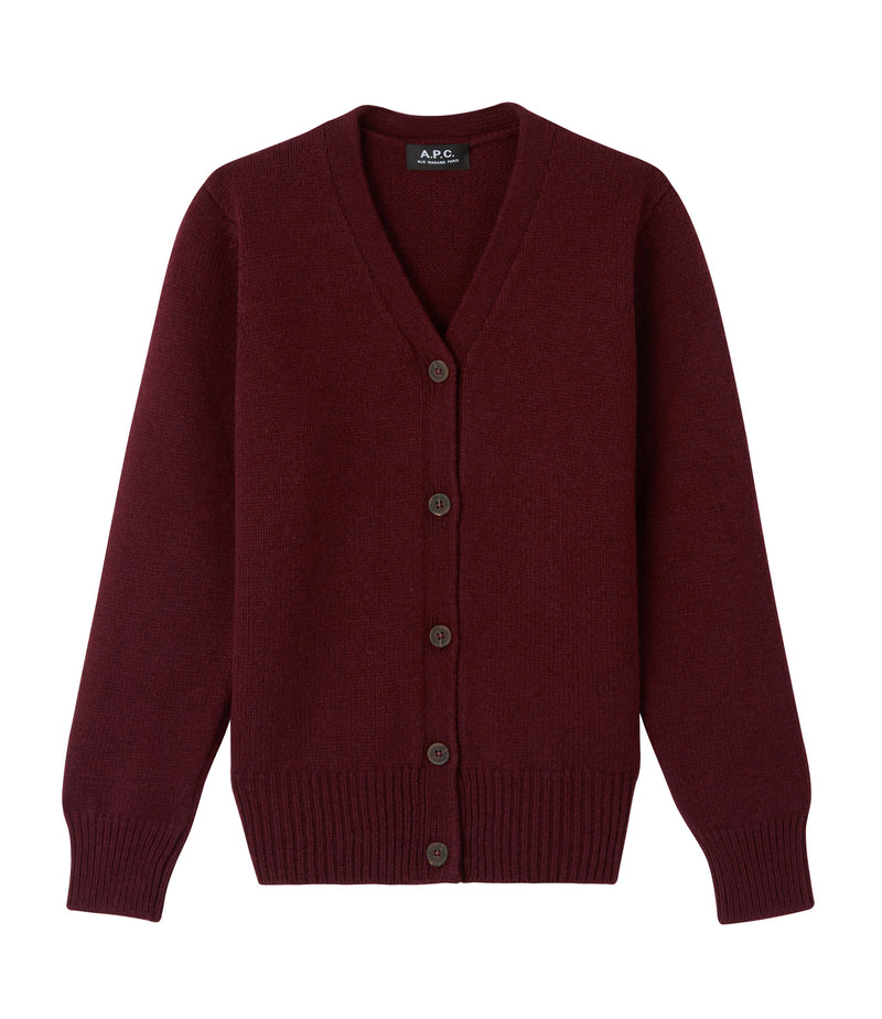 This is the Ama cardigan product item. Style GAC-1 is shown.