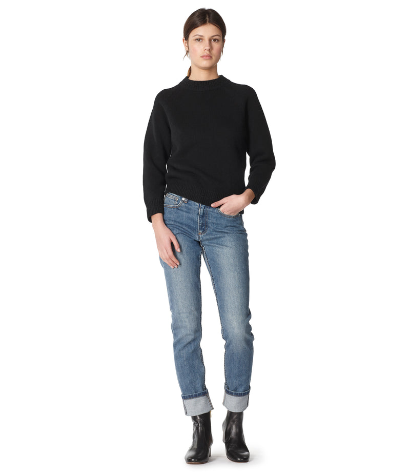 This is the Wicklow sweater product item. Style LZZ-2 is shown.
