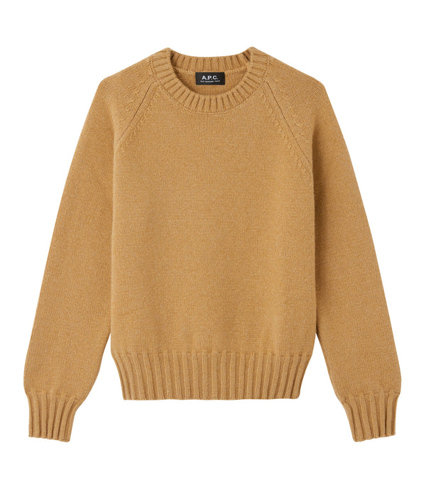 Alyssa sweater - CAB - Camel