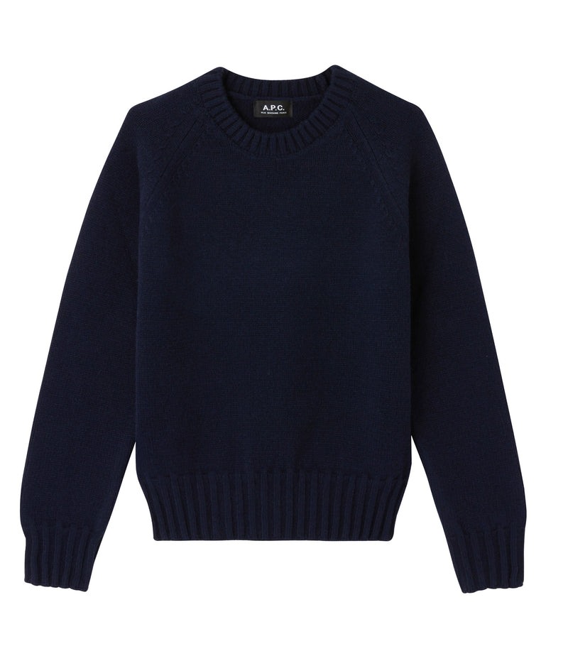 This is the Alyssa sweater product item. Style IAK-1 is shown.
