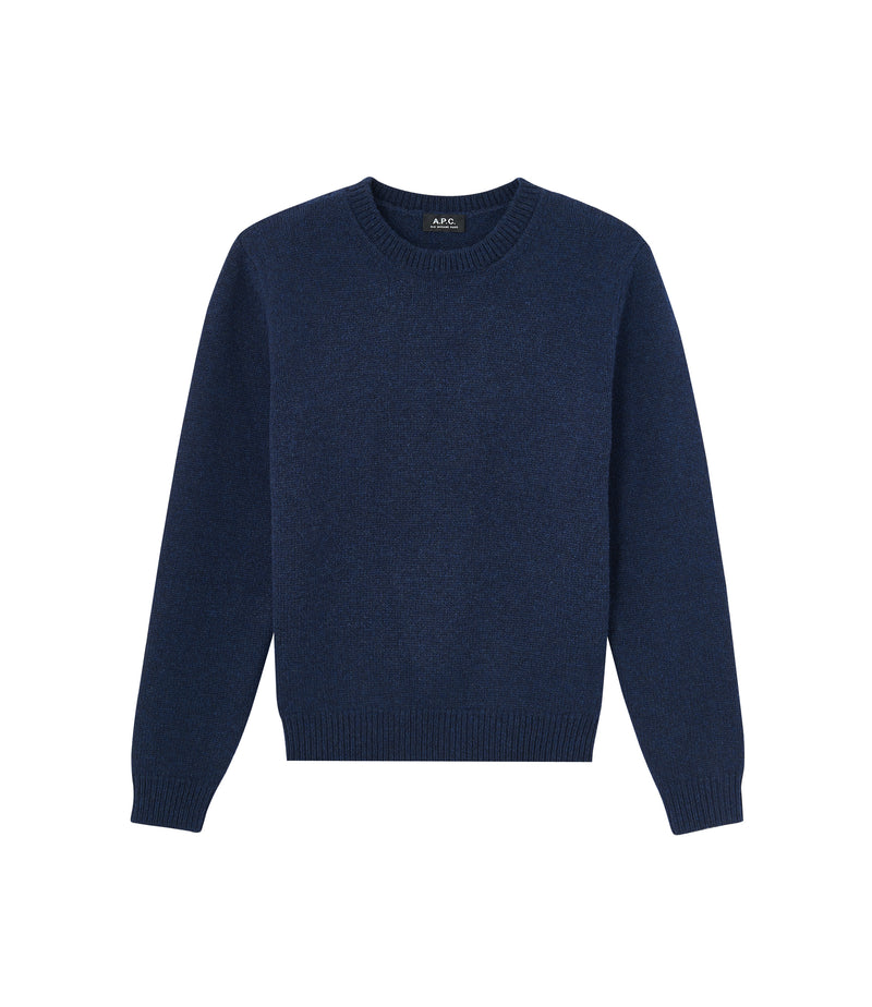This is the Down sweater product item. Style PIA-1 is shown.
