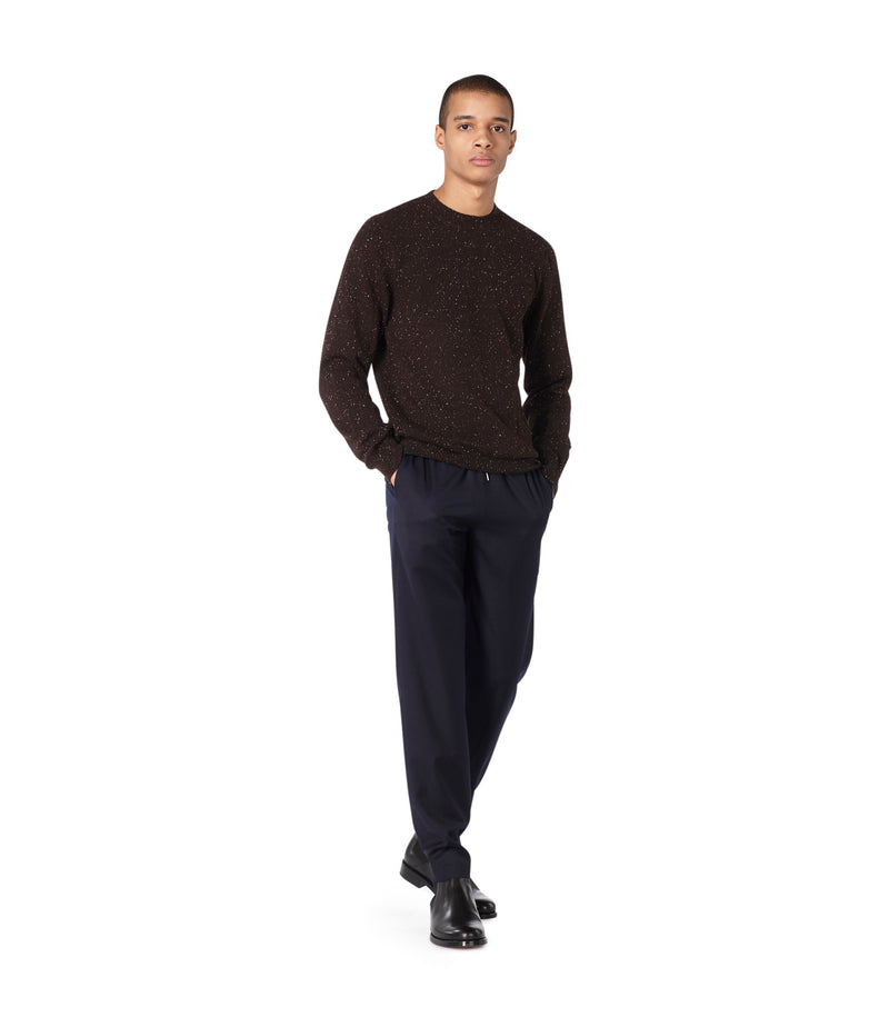 This is the Cavan sweater product item. Style Cavan sweater is shown.