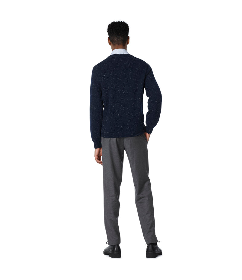This is the Cavan sweater product item. Style IAK-3 is shown.