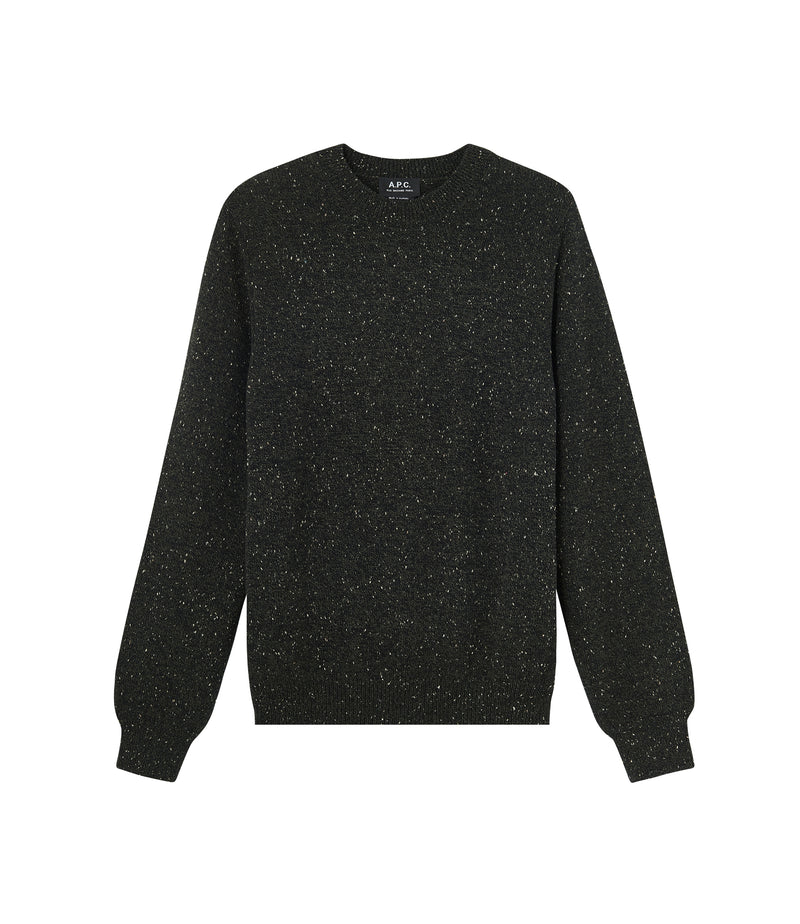 This is the Cavan sweater product item. Style JAA-1 is shown.