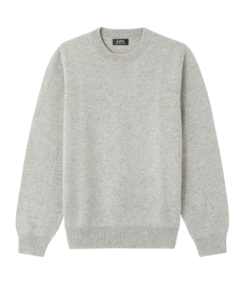 This is the Cavan sweater product item. Style PLB-1 is shown.