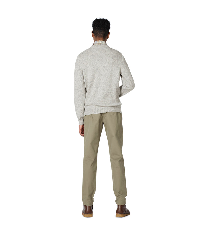 This is the Cavan sweater product item. Style PLB-3 is shown.