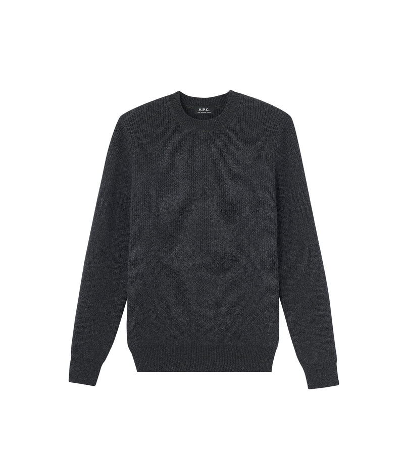 This is the Andy sweater product item. Style PLC-1 is shown.
