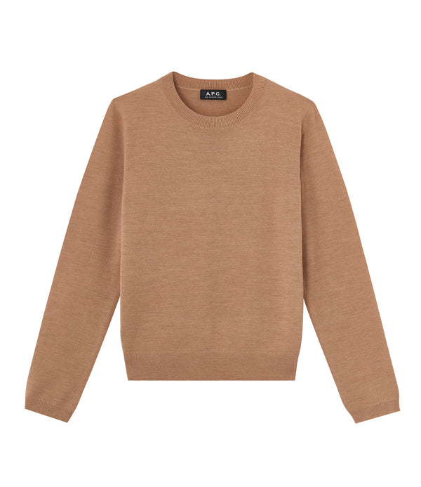 Savannah sweater - PBC - Heather beige