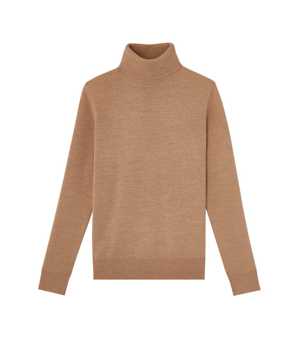 Sandra sweater - PBC - Heather beige