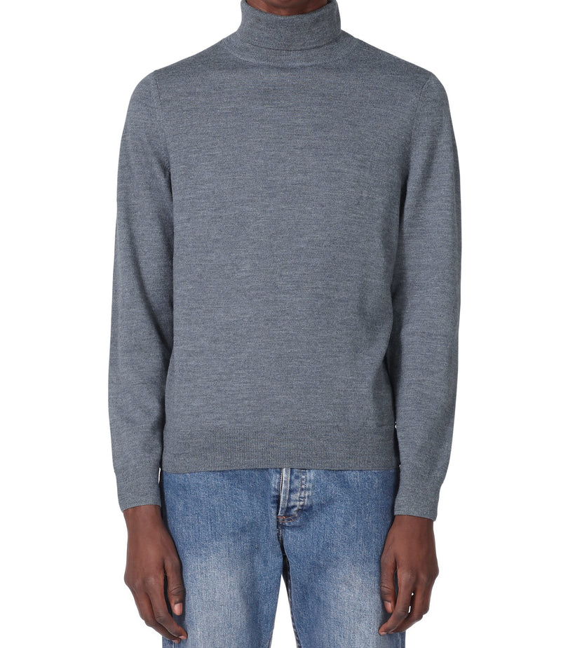 This is the Dundee sweater product item. Style PLC-2 is shown.