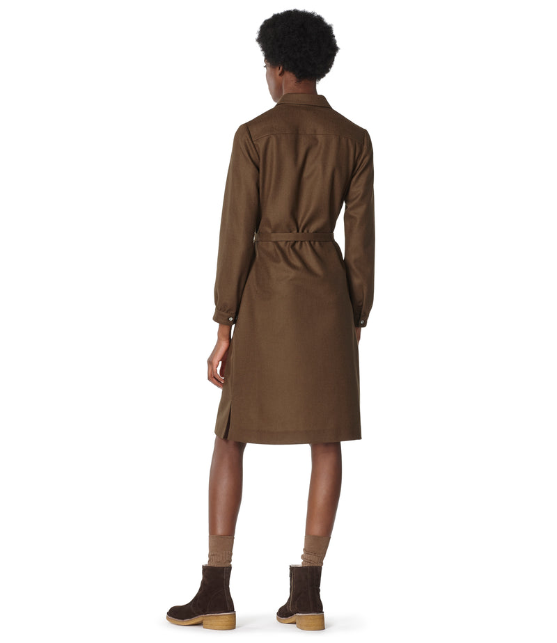 This is the Angèle dress product item. Style CAA-3 is shown.