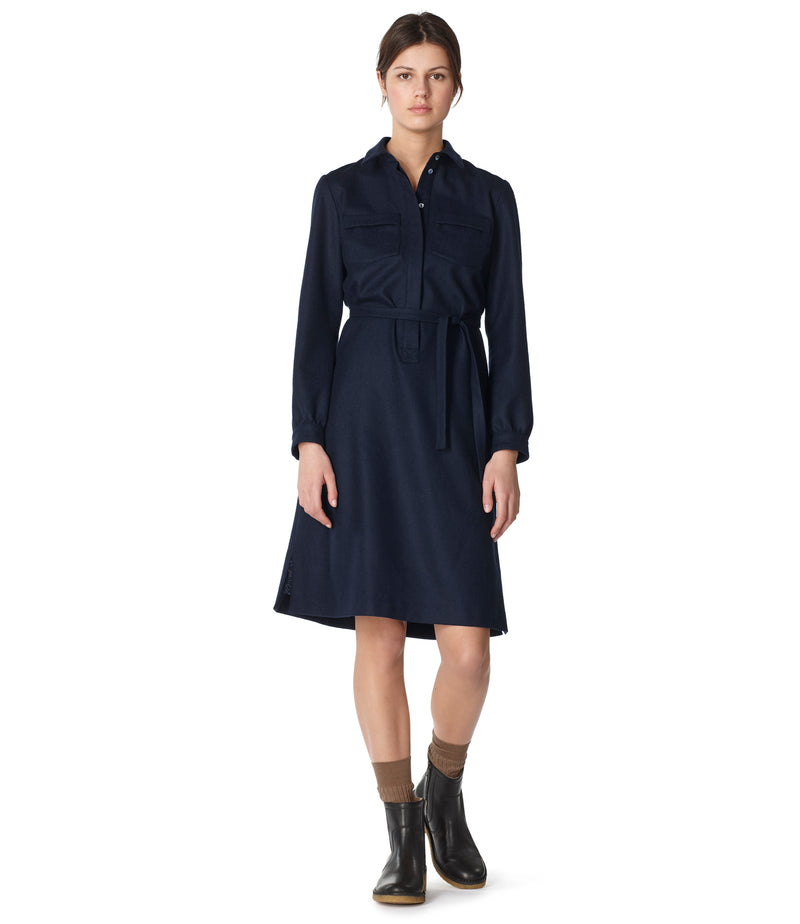 This is the Angèle dress product item. Style IAK-2 is shown.