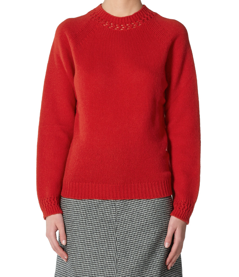 This is the Janet sweater product item. Style GAA-2 is shown.