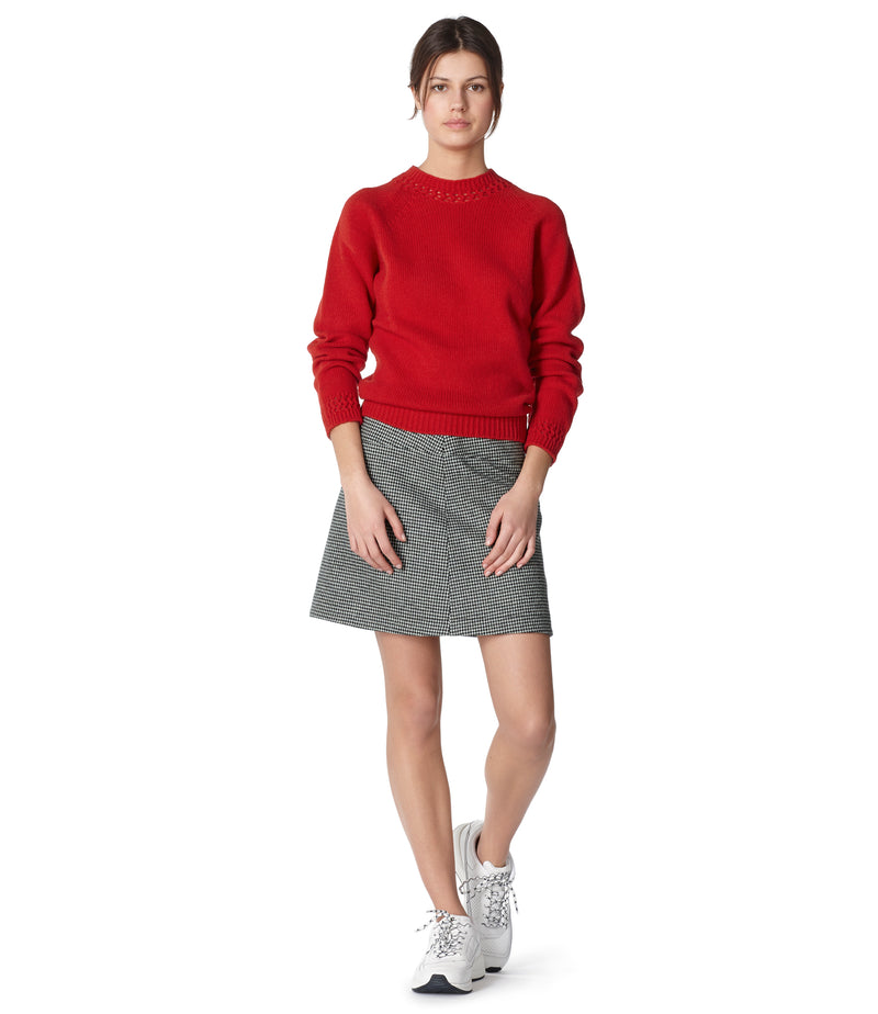 This is the Janet sweater product item. Style GAA-3 is shown.