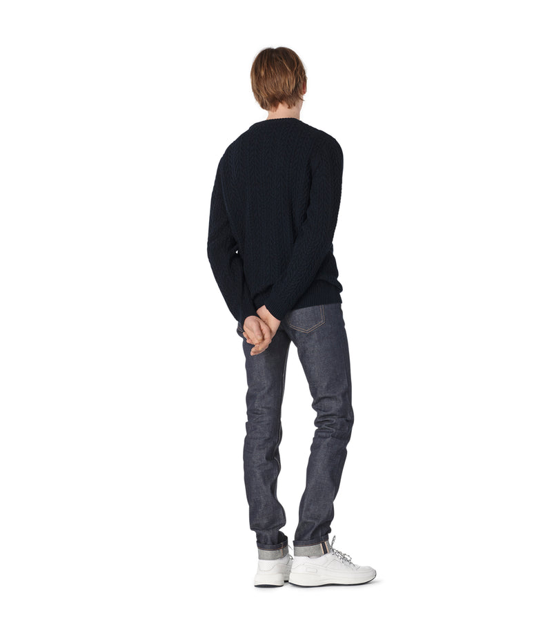 This is the Graham sweater product item. Style IAK-4 is shown.