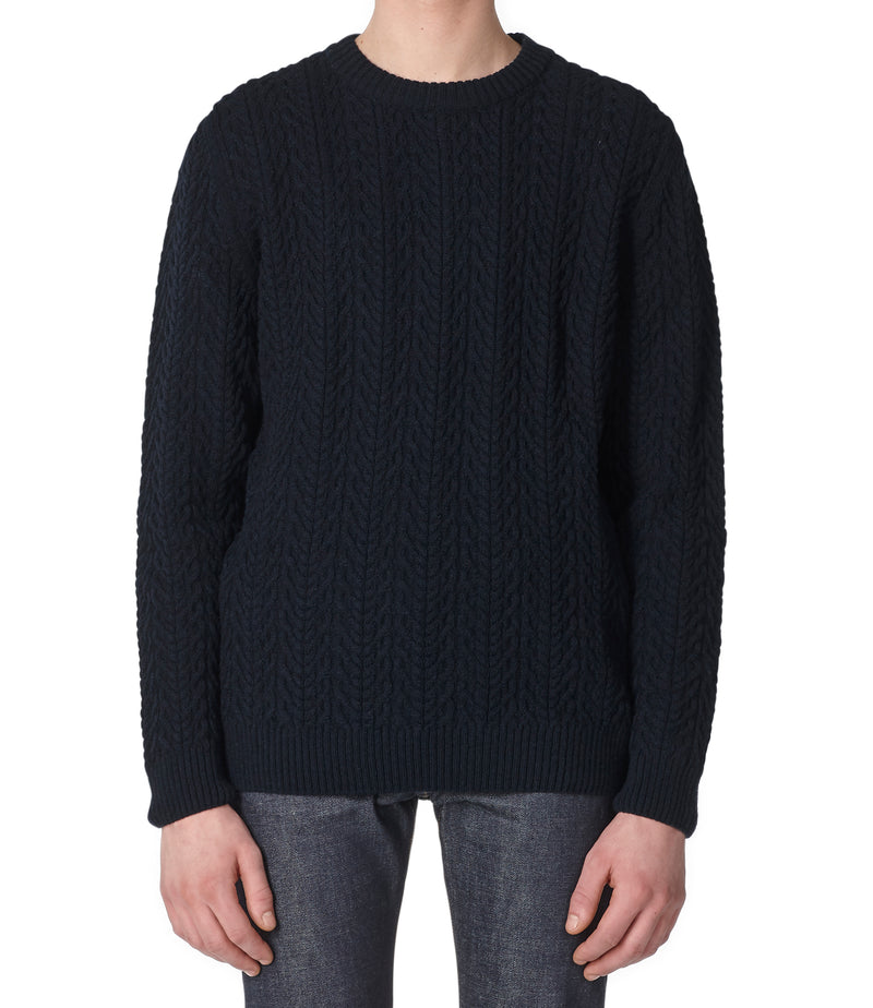 This is the Graham sweater product item. Style IAK-2 is shown.