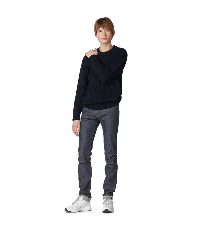 This is the Graham sweater product item. Style IAK-3 is shown.