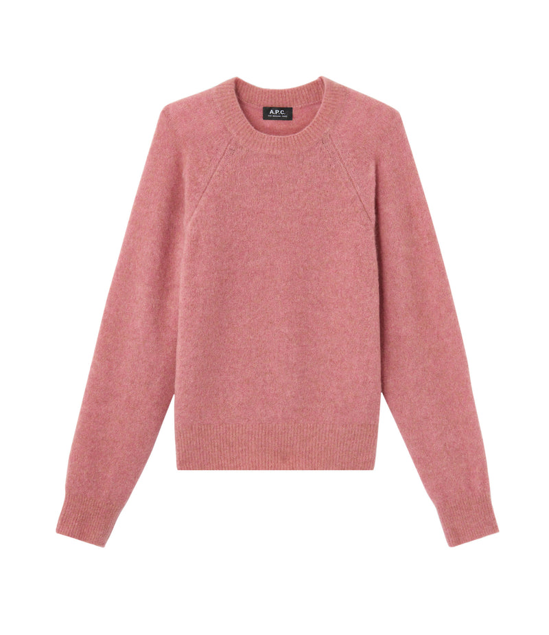 This is the Wendy sweater product item. Style FAE-1 is shown.