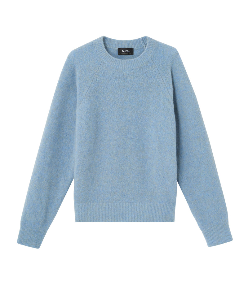 This is the Wendy sweater product item. Style PIE-1 is shown.