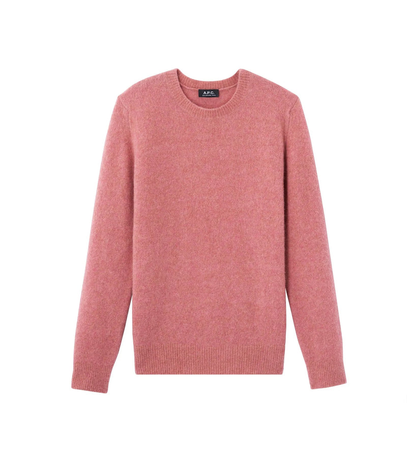 This is the Lorenz sweater product item. Style FAE-1 is shown.