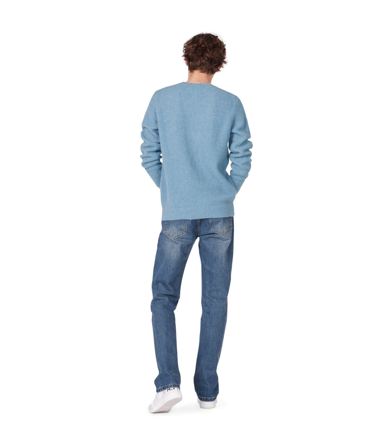 This is the Lorenz sweater product item. Style PIE-4 is shown.