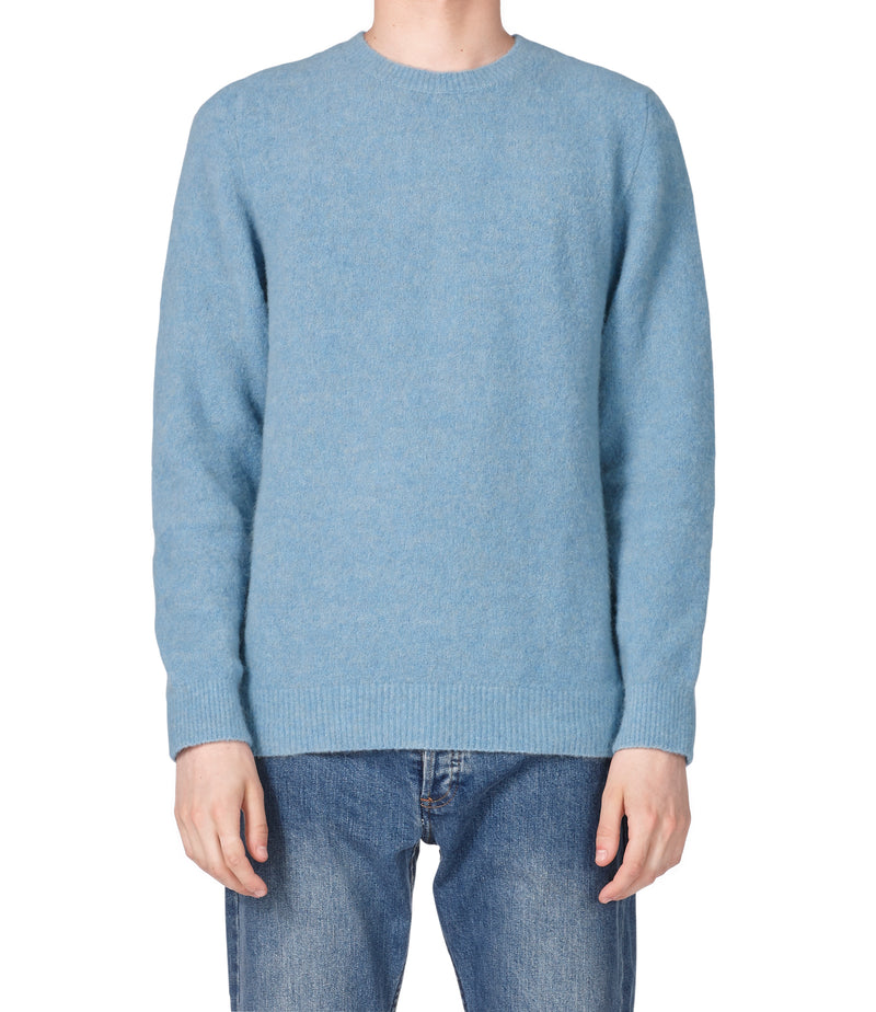 This is the Lorenz sweater product item. Style PIE-2 is shown.