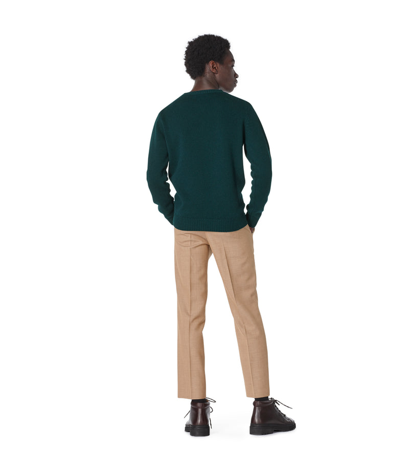 This is the Craig sweater product item. Style KAG-4 is shown.