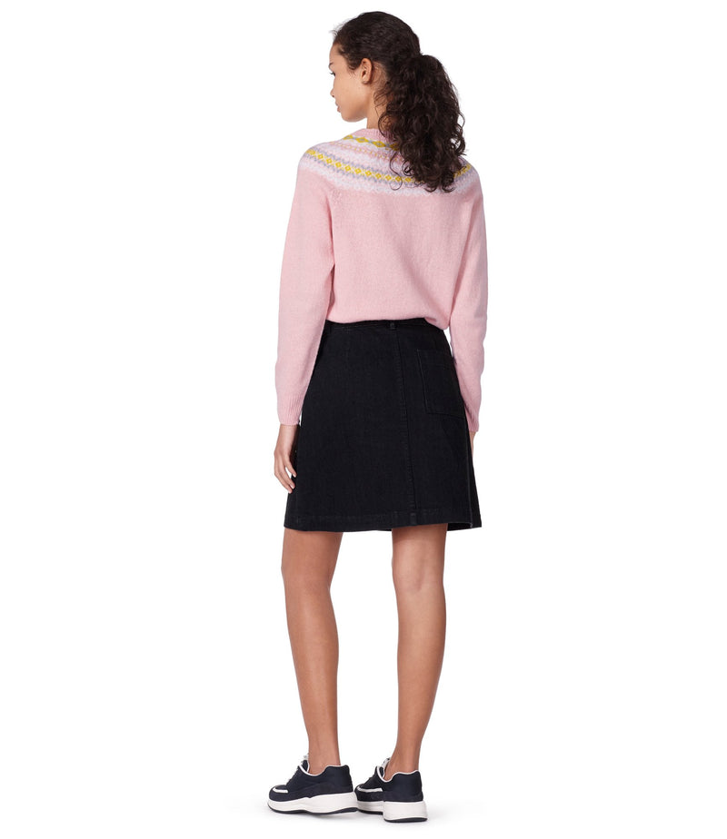 This is the Miranda sweater product item. Style FAB-3 is shown.