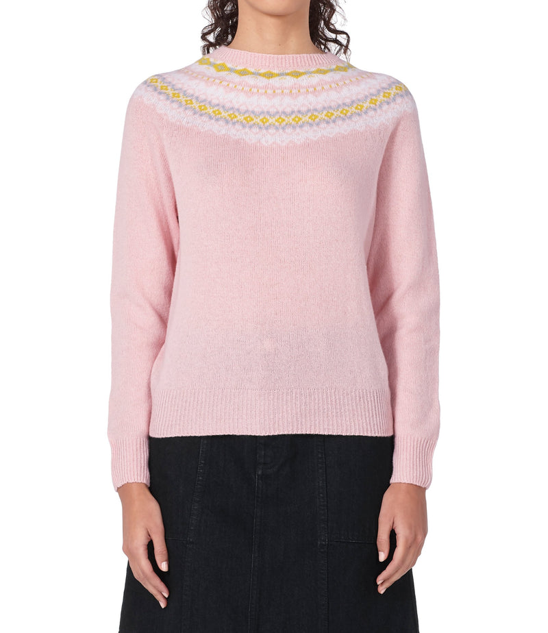 This is the Miranda sweater product item. Style FAB-2 is shown.
