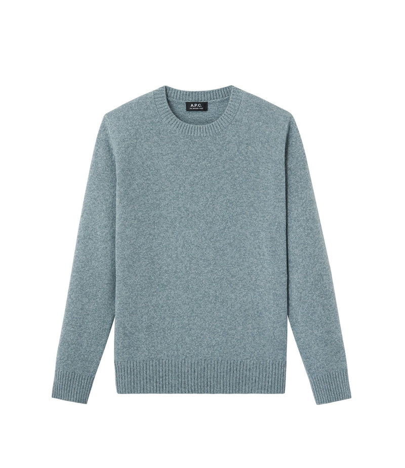 This is the Marcus sweater product item. Style PIE-1 is shown.