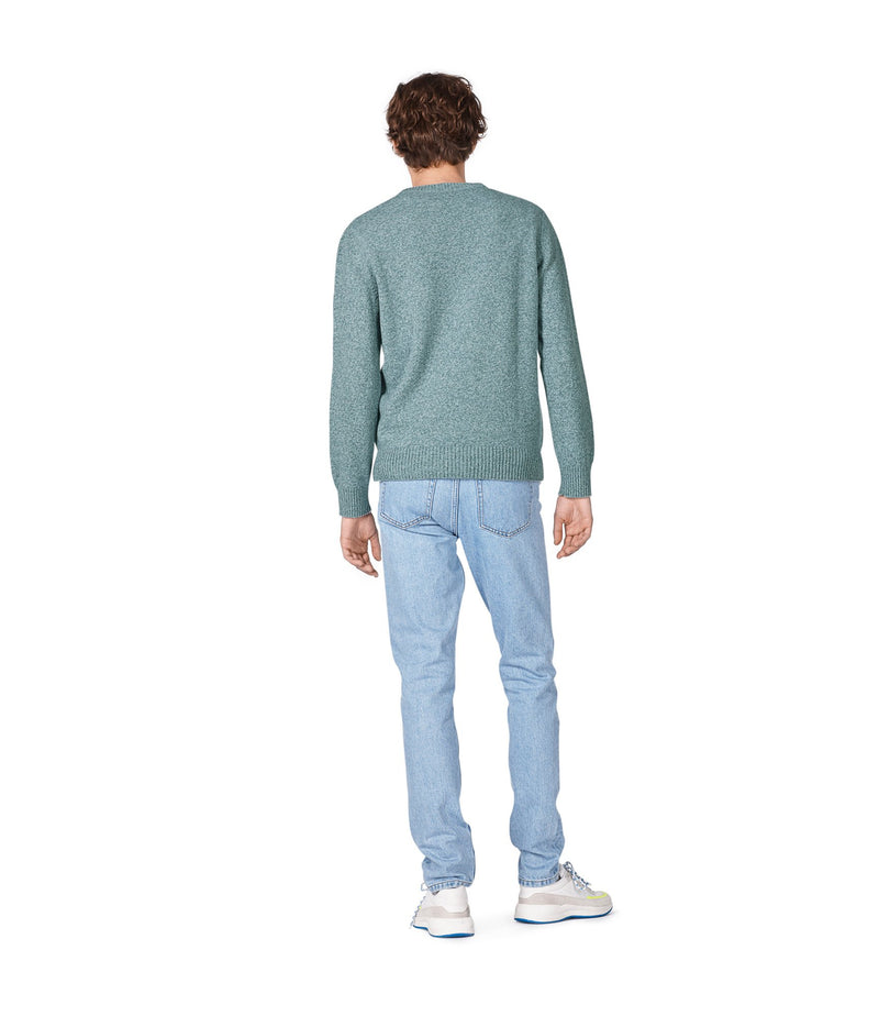 This is the Marcus sweater product item. Style PIE-3 is shown.