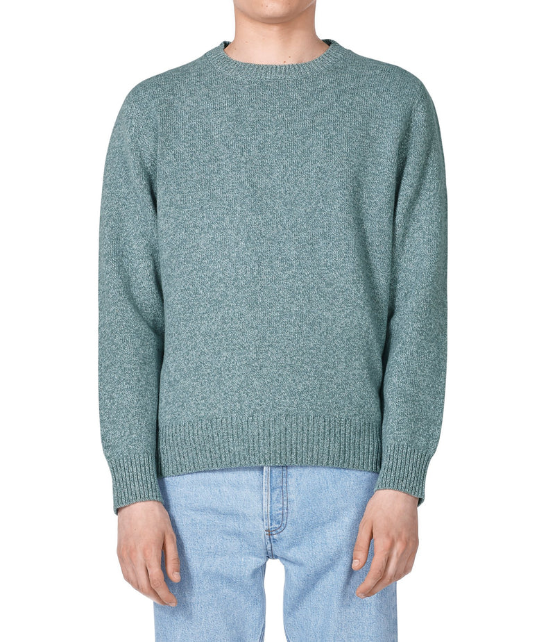 This is the Marcus sweater product item. Style PIE-2 is shown.