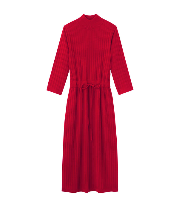Vivianne dress - GAA - Red