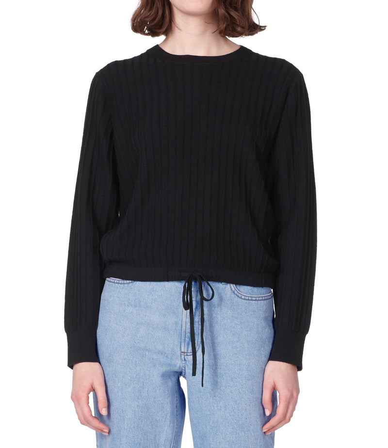 This is the Taeko sweater product item. Style LZZ-2 is shown.