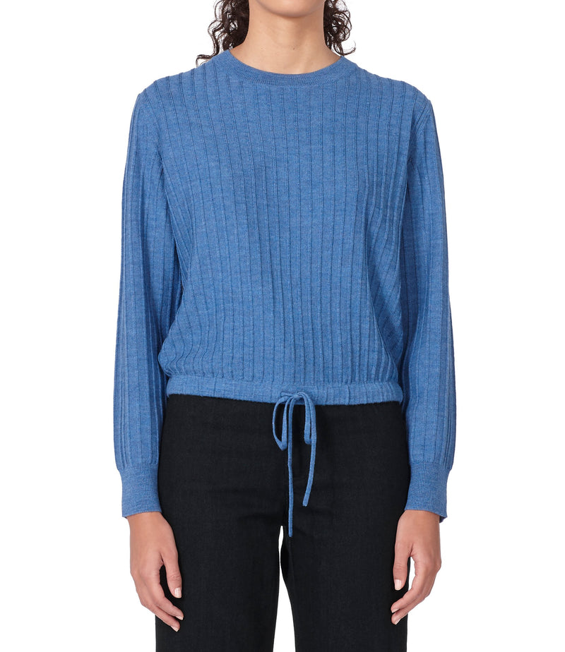 This is the Taeko sweater product item. Style PIC-2 is shown.