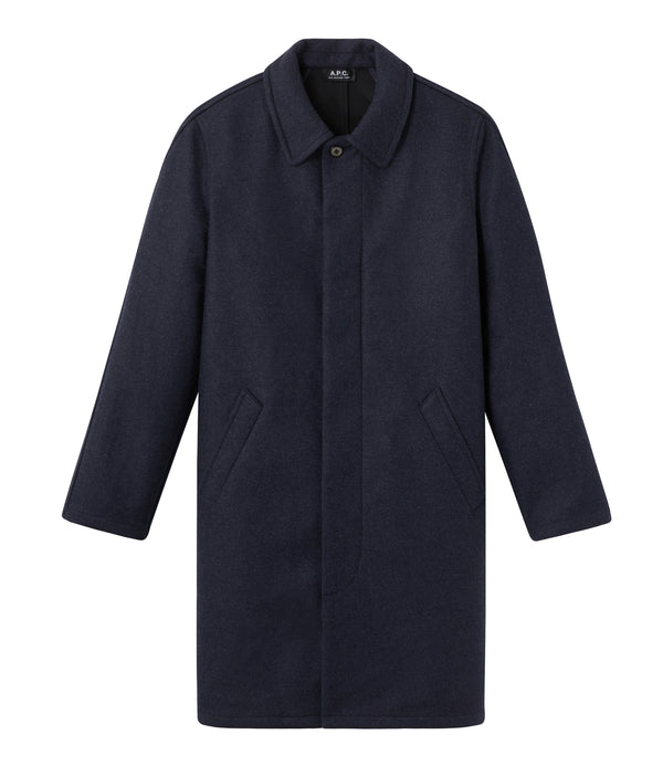 Julian coat - IAH - Dark blue