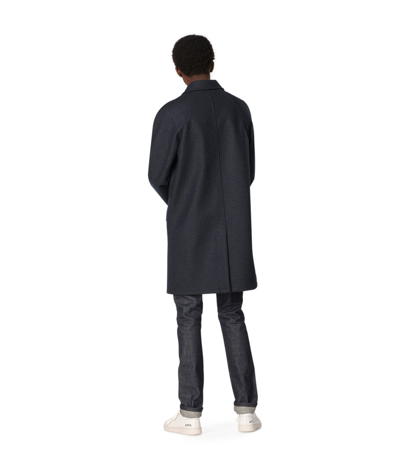 This is the Julian coat product item. Style IAH-3 is shown.