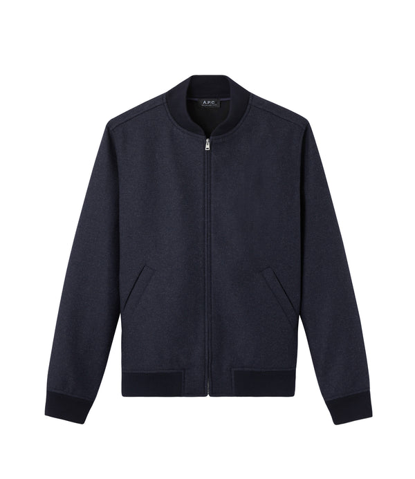 Mathieu jacket - IAH - Dark blue