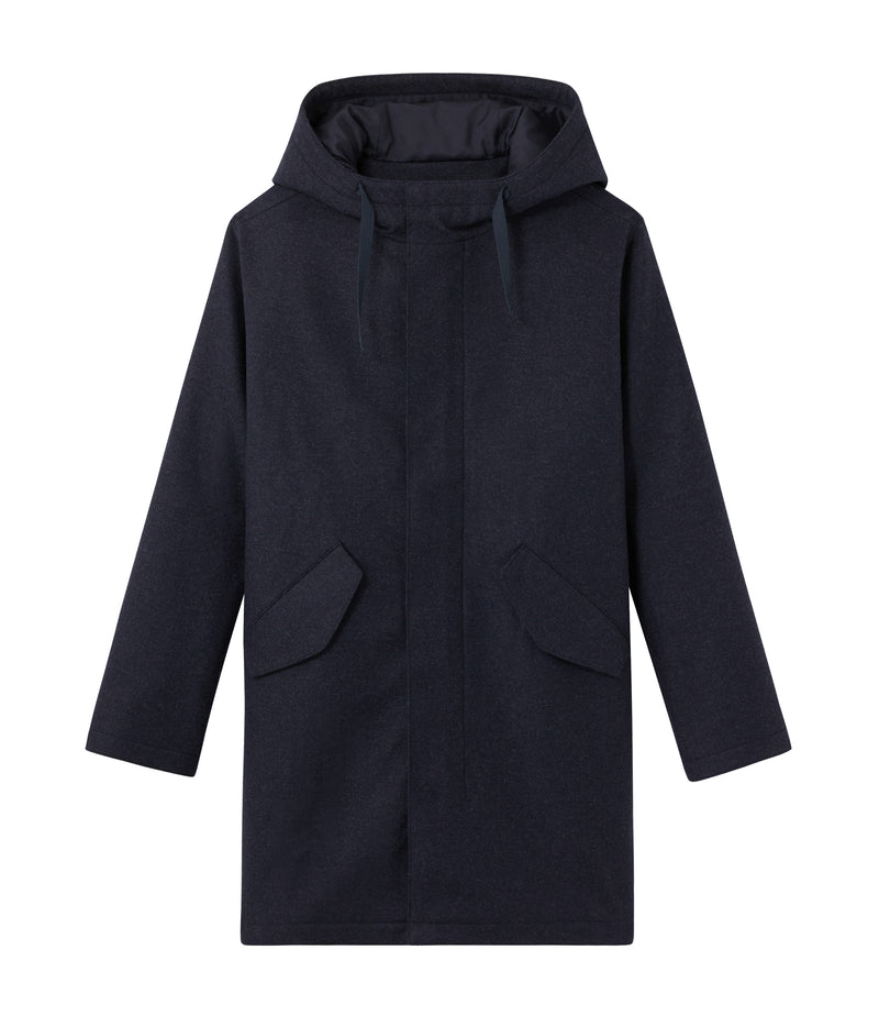 This is the Benoit coat product item. Style IAH-1 is shown.