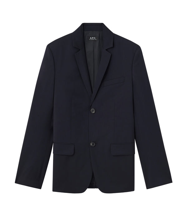 Truman jacket - IAK - Dark navy blue