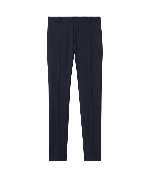 Formel pants - IAK - Dark navy blue