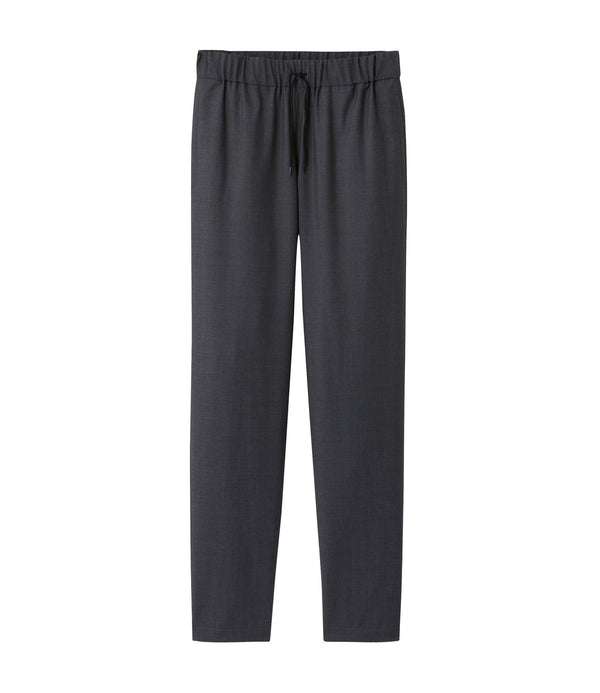 Kaplan pants - PLA - Heather gray