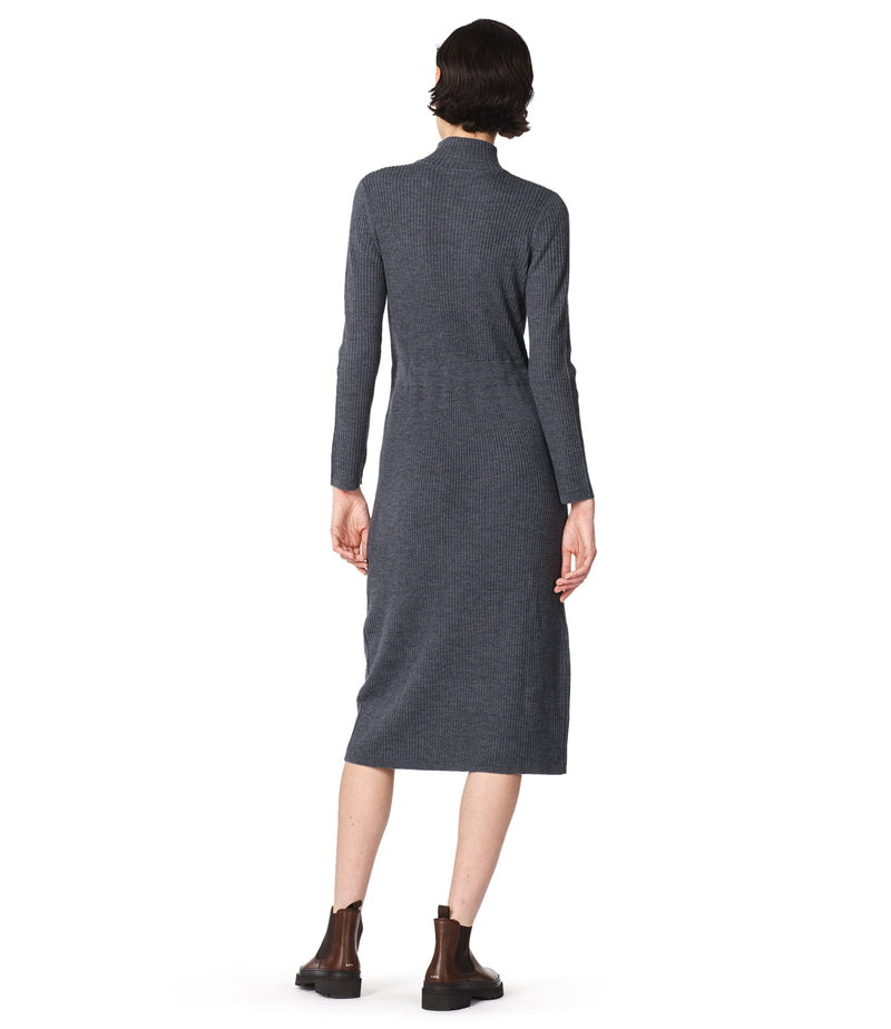 This is the Alma dress product item. Style PLC-3 is shown.