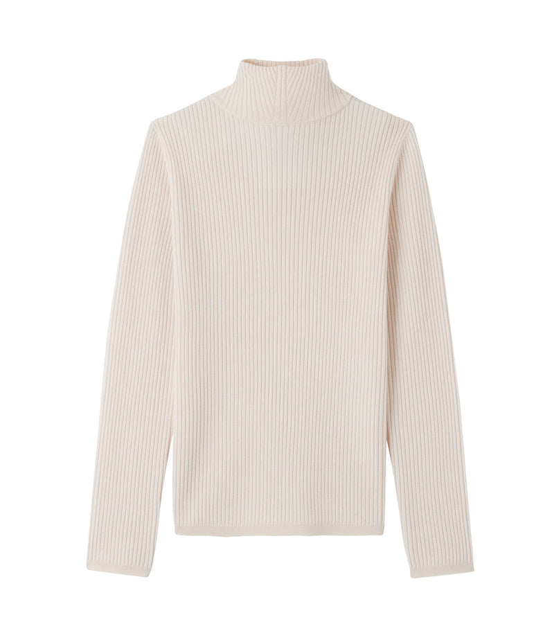 This is the Carmen sweater product item. Style AAC-1 is shown.