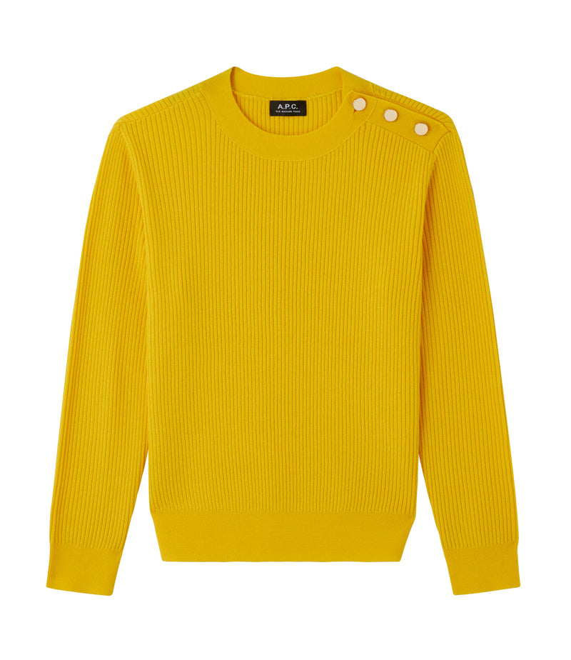 This is the Paola sweater product item. Style DAA-1 is shown.