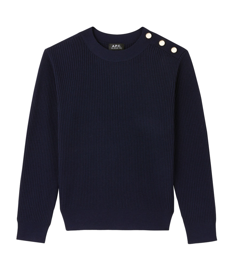 This is the Paola sweater product item. Style IAK-1 is shown.